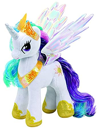 My Little Pony Princess Celestia 8 inch Plush Soft Toy