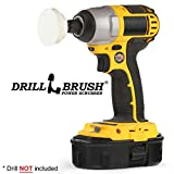 2 inch polisher - 2 Inch Hook and Loop Backer for Drill