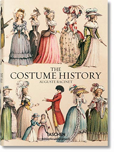 Affordable Costumes - Auguste Racinet. The Costume History (Bibliotheca