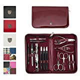 3 Swords | Exclusive 16-piece Manicure - Pedicure - Grooming - Nail care set / kit / case | Various Colors | Made in Solingen / Germany since 1927 (003188)