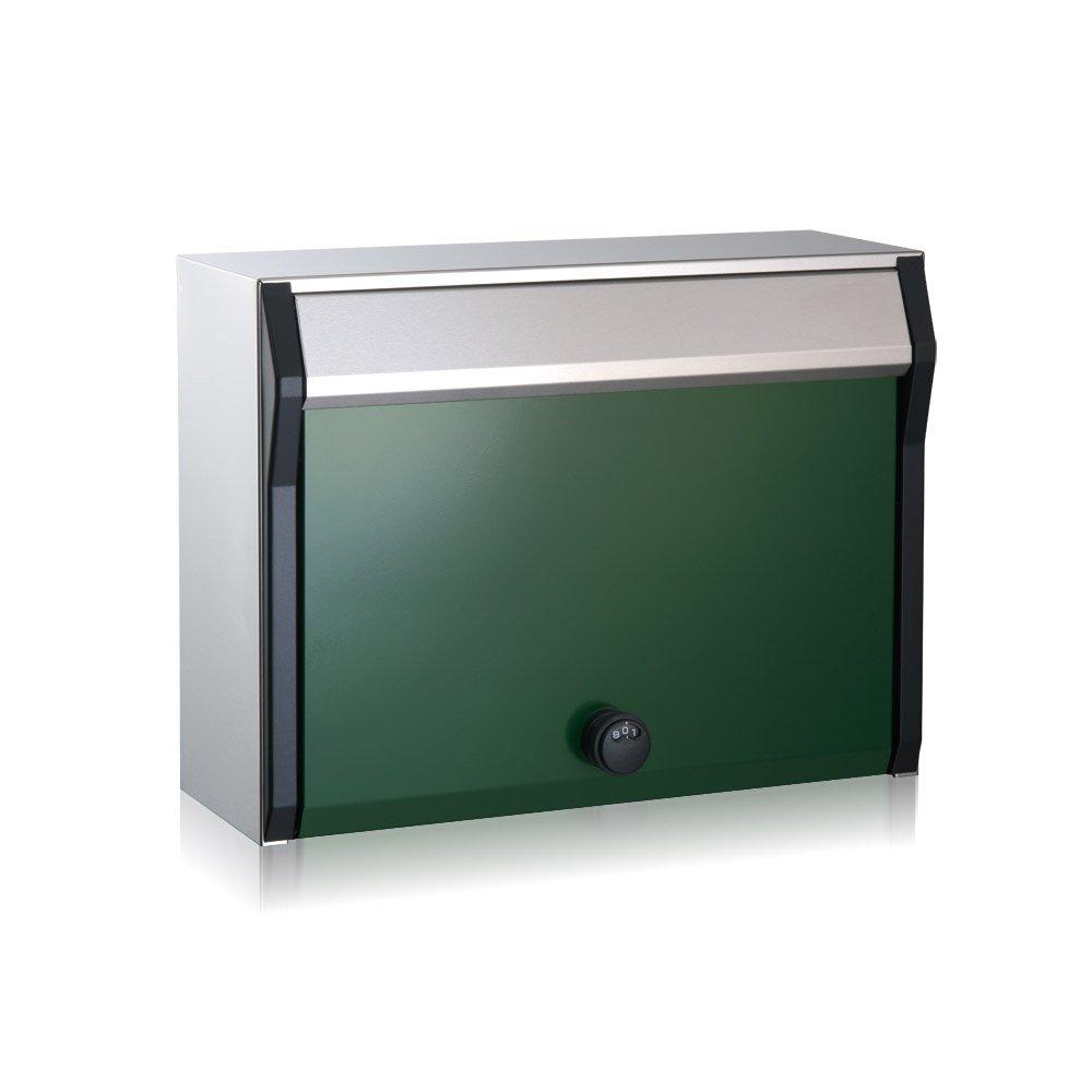 コーワソニア 郵便ポスト villetta ダイヤル錠 グリーン B00BN3H0GA 22588 グリーン グリーン