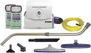 Proteam 107325 Super Halfvac Pro Hip Vacuum Shoulder Portable Vacuum Cleaner