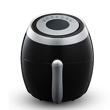 PUDDINGY® Inteligente multifunción Aire Fryer doméstico 3.6L Gran Capacidad ningún Humo freidora eléctrica: Amazon.es