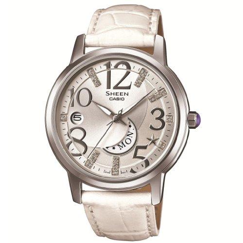 SHE-4028L-7ADR Casio Wristwatch