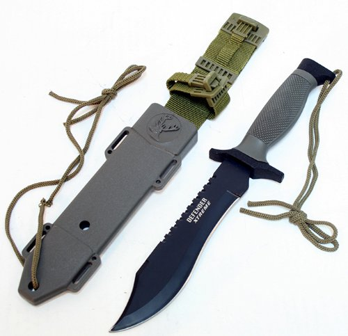 12-Survival-Bowie-Knife