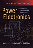 img - for Power Electronics: Converters, Applications, and Design book / textbook / text book