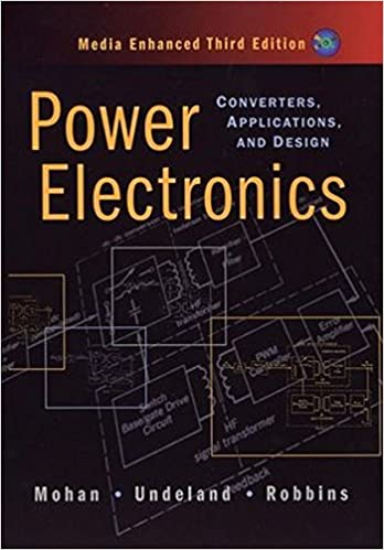 Power electronics converters applications and design ned mohan power electronics converters applications and design 3rd edition fandeluxe Choice Image