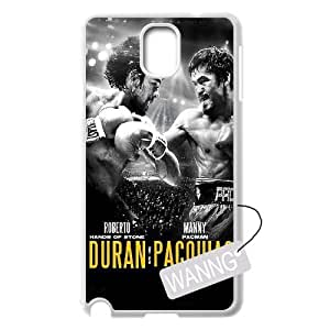 Manny Pacquiao Samsung Galaxy Note3 N9000 Plastic Case, Manny Pacquiao DIY Case for Samsung Galaxy Note3 N9000 at WANNG