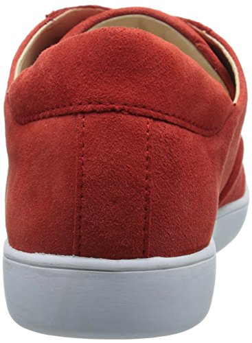 Women's Suede Sneaker Red Nine Limbo Fashion West TwxpU0