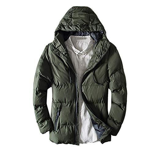 Winter Outdoor Clothing,Simayixx Men's Lightweight Soft Mountain Sportswear Windbreaker Thermal Jacket Hoodie