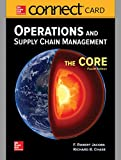img - for Connect Access Card for Operations and Supply Chain Management: The Core book / textbook / text book