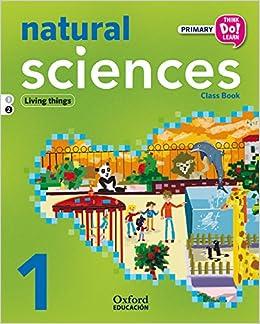EP 1 - THINK NATURAL SCIENCE M2 PACK Think Do Learn - 9788467386011: Amazon.es: Quinn, Robert, McLoughlin, Amanda Jane: Libros en idiomas extranjeros