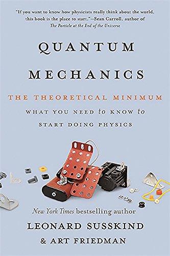 Pdf Math Quantum Mechanics: The Theoretical Minimum