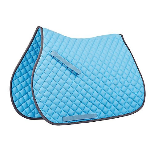 - Roma Contrast Binding All Purpose Pad Light Blue