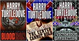 American Empire Trilogy Set: Blood & Iron, The Center Cannot Hold, The Victorious Opposition. Harry Turtledove three book paperback set