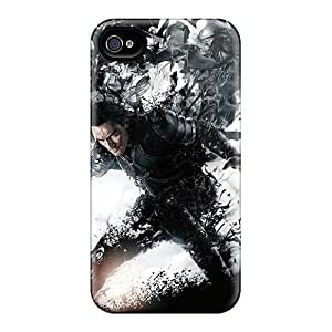 KellyLast Iphone 4/4s High Quality Hard Cell-phone Cases Custom Nice Rise Against Pattern [gwG5157UUVf]