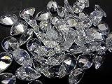 Neerupam Collection White Cubic Zirconia AAA Quality Diamond Cut Pears Shape loose gemstone