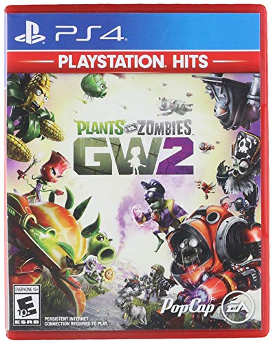 Plants vs. Zombies Garden Warfare 2 - PlayStation 4 (Best Split Screen Ps3 Games)