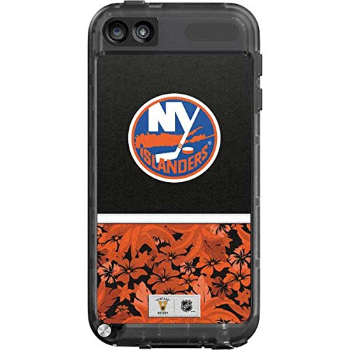 New York Islanders Ipod Skin (NHL New York Islanders LifeProof fre iPod Touch 5th Gen Skin - New York Islanders Retro Tropical Print)