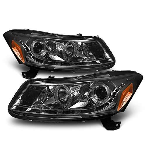 Honda Accord Projector Lights - 7