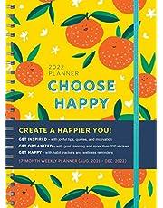 2022 Choose Happy Planner: August 2021-December 2022