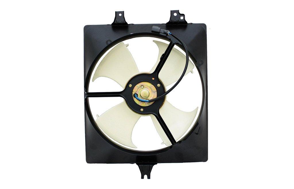 Tong Yang FAN-HD61006B Replacement Condenser Cooling Fan Assembly 98-02 HD Acod 6Cyl (FAN-HD61006B)