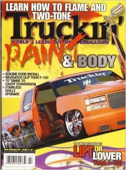 Truckin' Magazine, Vol. 33, No. 7 (May 8 - June 4, for sale  Delivered anywhere in USA