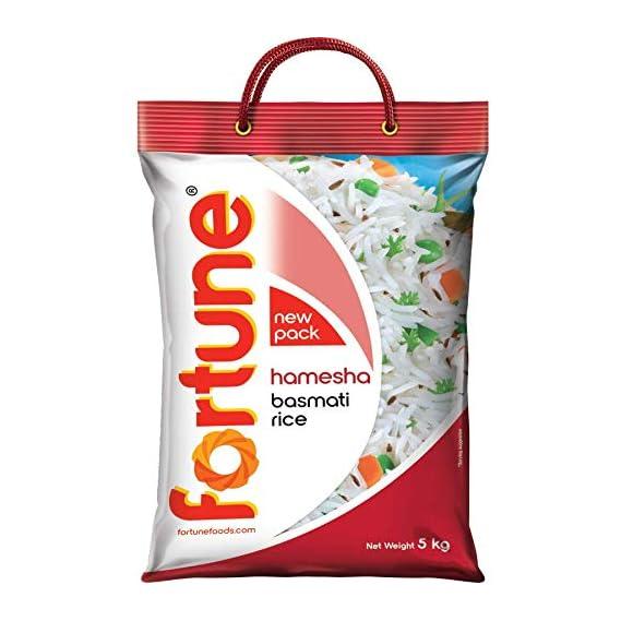 Fortune Hamesha Basmati Rice, 5kg