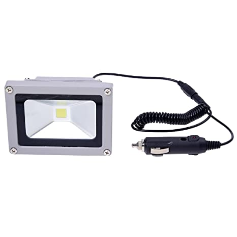 Faretti Led 12 Volt.Sodial R Headlight Headlamp Car Spotlight 12v Led 10w