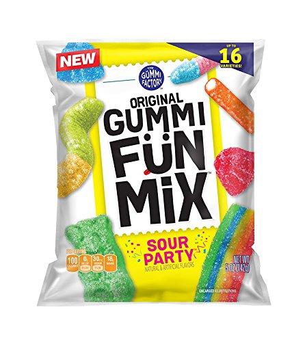 - Gummi Fun Mix Sour Party - 2 Bags