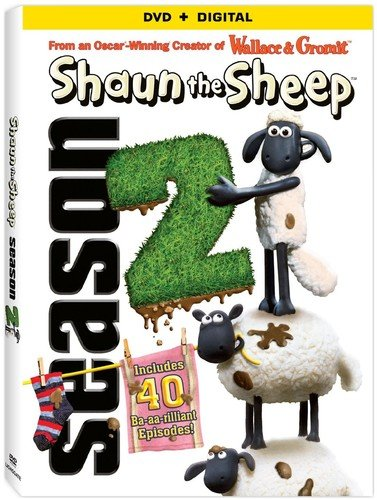 - Shaun The Sheep: Season 2