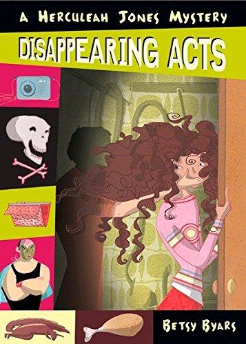 Disappearing Acts (Herculeah Jones Mystery) pdf epub