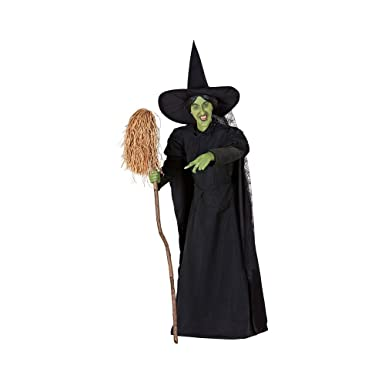 Image Unavailable. Image not available for. Color  Spirit Wizard Of Oz Wicked  Witch Of The West Decoration ... 682f5b7b84ac