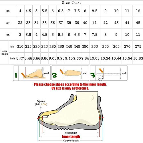 97284d944fe YING LAN Men s Boys Turf Cleats Soccer Athletic Football Outdoor Indoor  Sports Shoes TF