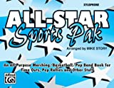 All Star Sports Pak, Dave Rubin, 0769285279