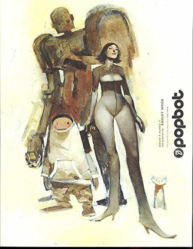 Popbot Book 7 (No. 7) Ashley Wood