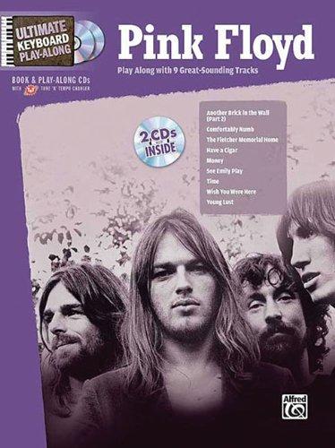 Pink Floyd Ultimate Keyboard Play Along Book With 2 CDs (Ultimate Play-Along) by Pink Floyd (2009-04-01)