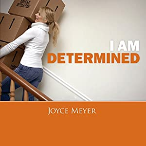 I Am Determined Audiobook
