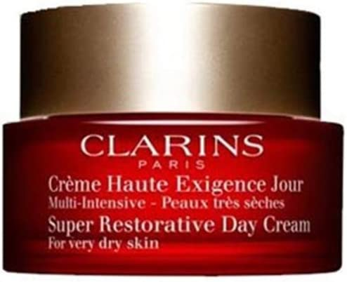 Clarins Super Restorative Day Cream for Very Dry Skin, 1.6 Ounce