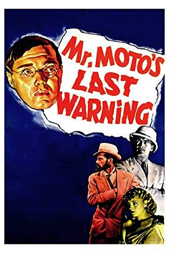 - Mr. Moto's Last Warning
