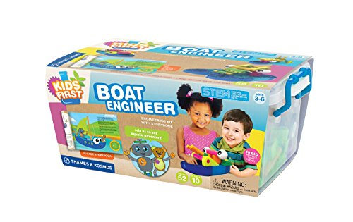 Thames & Kosmos Kids First Boat Engineer Science Kit