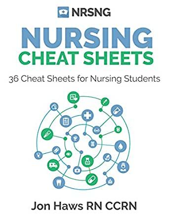 36 Nursing Cheat Sheets for Students (Version 2) - Kindle edition ...