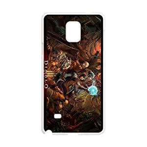 Cool-Benz undead fight barbarian diablo iii monk logos witch doctor Phone case for Samsung galaxy note4