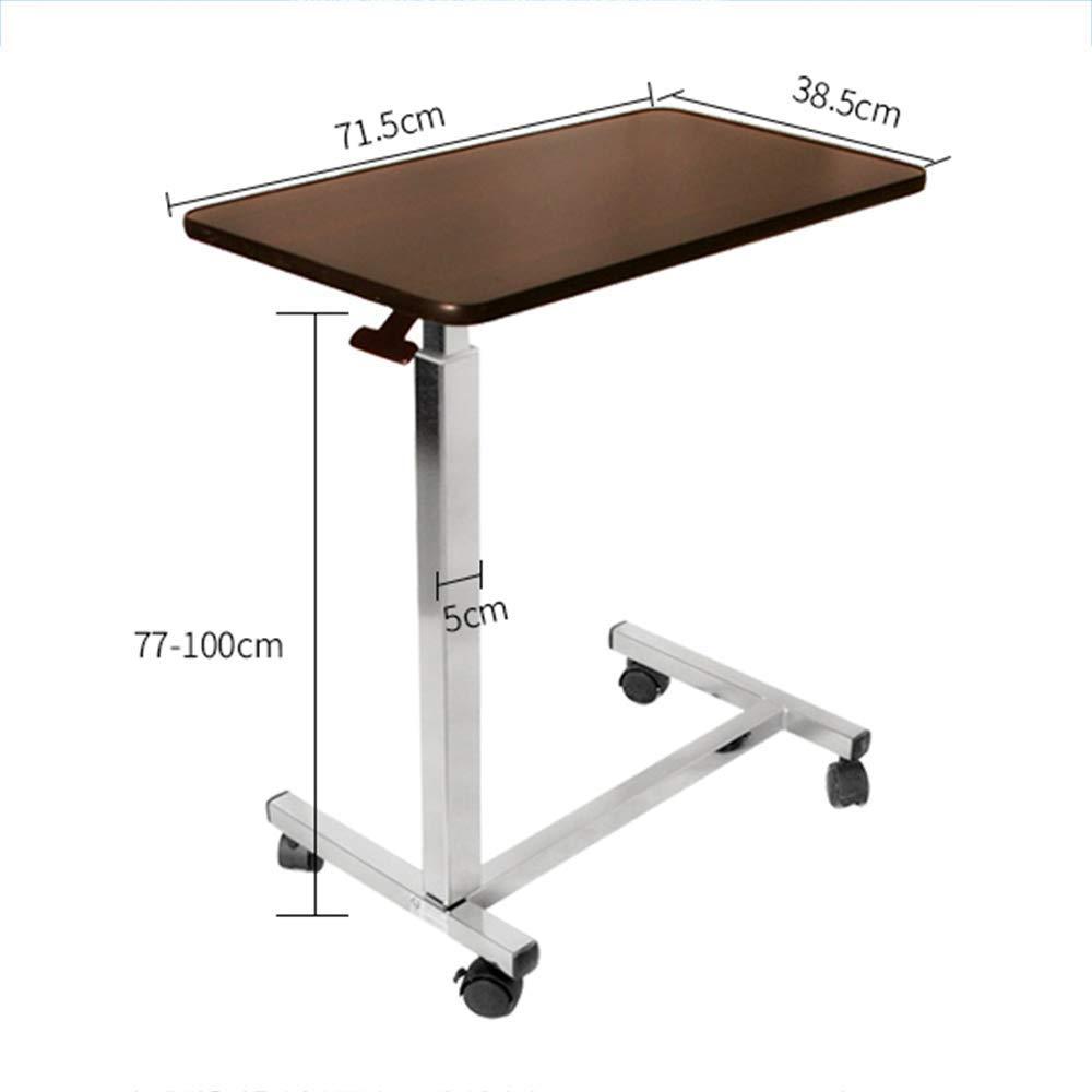 Computadora portátil, Altura 77-100 Cm Ajustable 360 ° Giratorio ...