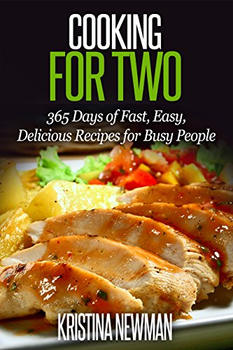 Cooking Two Delicious Recipes Cookbook ebook product image