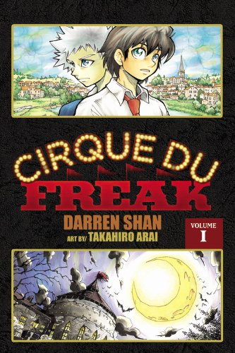 """Cirque Du Freak, Volume 1 (Cirque Du Freak - The Manga)"" av Darren Shan"