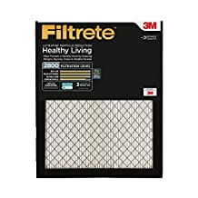 Filtrete Ultrafine Particle Reduction AC Furnace Air Filter, MPR 2800, 20 x 30 x 1-Inches, 2-Pack