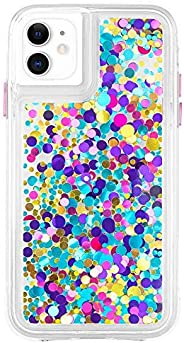 Case-Mate - iPhone 11 Glitter Case - Waterfall - 6.1 - Confetti