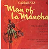 Man Of La Mancha LP (Vinyl Album) US Buena Vista 1967