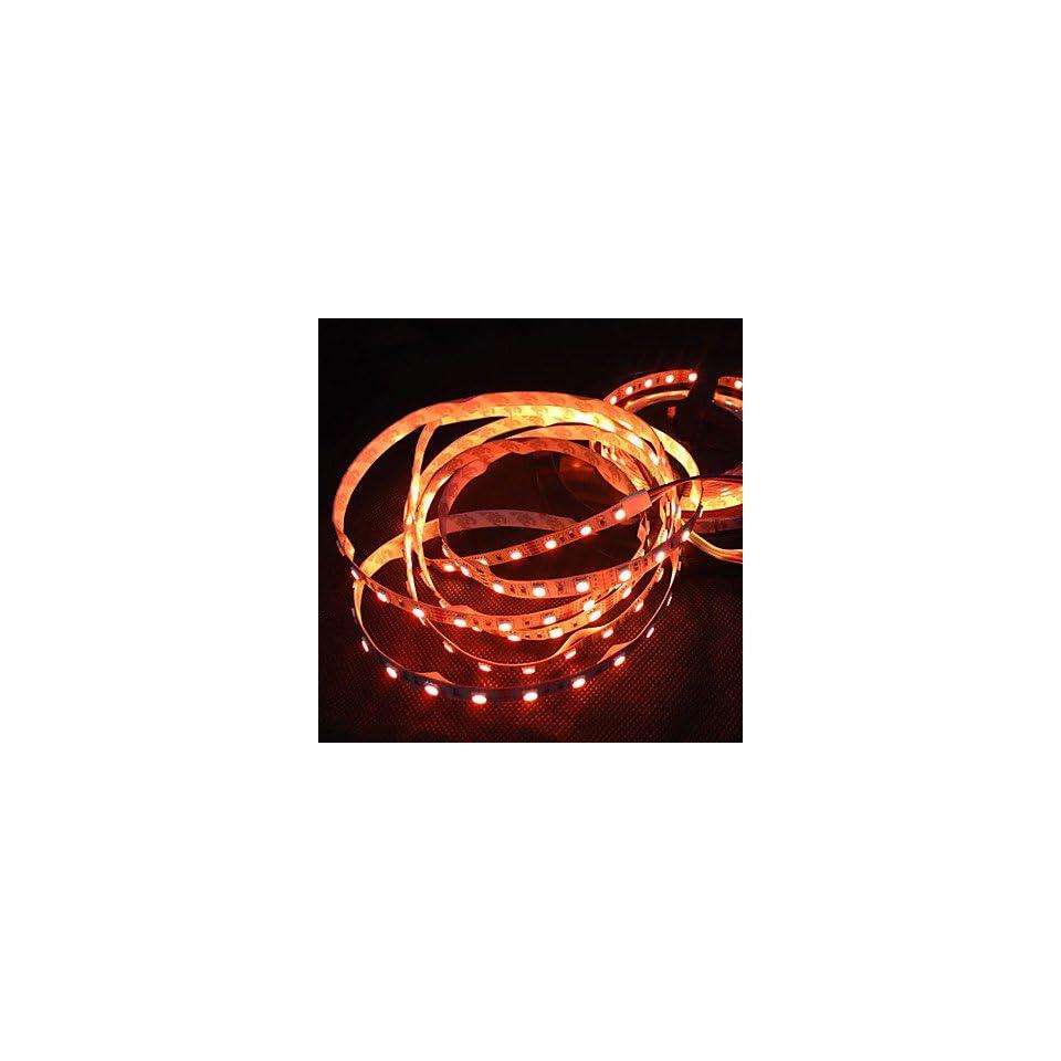 RGB Led Strip Light Non waterproof 5M SMD 5050 300 LEDs/Roll + 24 keys IR Remote Controller